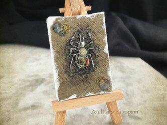 雑貨:機械虫キャンバスの画像