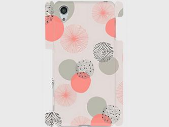 北欧デザイン 「春のヒカリ」 xperia、Galaxy、iphone他多機種対応 ハードケースの画像