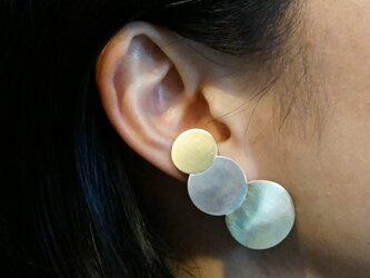 Dot earring / pierceの画像
