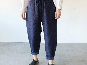 asabukuro pants [navy]の画像