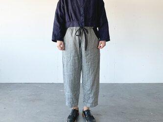 asabukuro jacket [navy]の画像