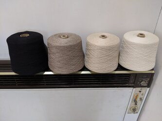 カシミヤの毛糸の画像
