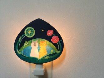 * Night Lamp* ☆。.「春がきたよ」の画像