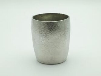 錫製 コップの画像