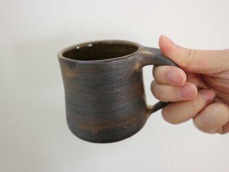 マグカップ 鉄錆の画像