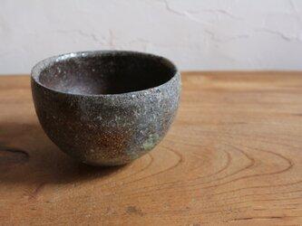 窯変 丸碗の画像