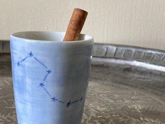 ちょこカップ 星座柄の画像