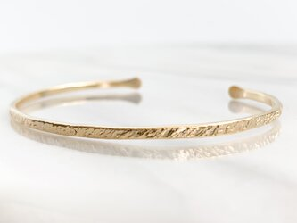 simple texture bangle n285の画像