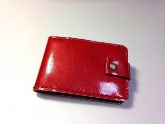 レザーカードケース(横型)の画像