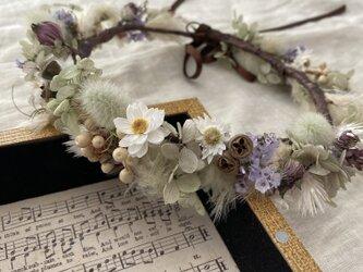 花かんむり(送料無料)の画像