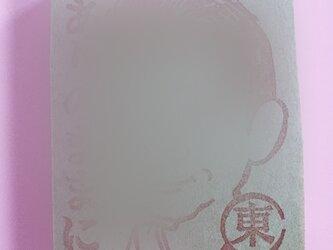 【専用】H様似顔絵はんこ。の画像