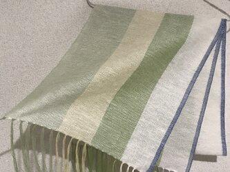 手織りストール SP 29の画像