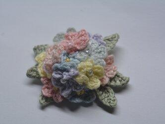 小花ブロック・2wayの画像