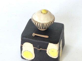 陶ハコ「たまごかけご飯」の画像
