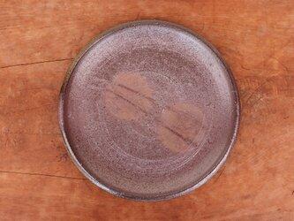 備前焼 皿(18.5cm) sr3-061の画像