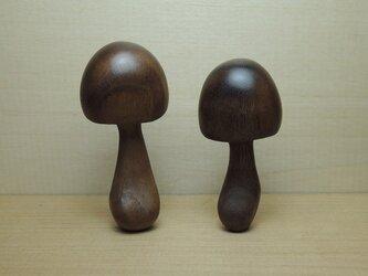 優しいキノコ(箸置き )2個セット №1の画像