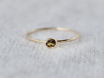 Whisper oval ring #994の画像