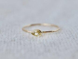 Whisper drop ring #990の画像