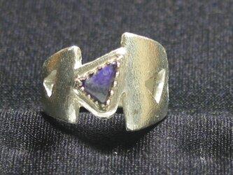スギライトのリングの画像