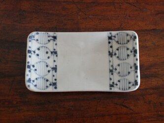 カク平豆皿の画像