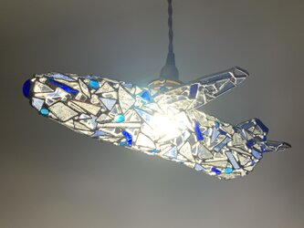 ジュエルナイト『夜間飛行』クリスタル&ブルーサファイアの画像