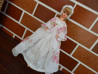 ★sale ジェニータイプ用 ローンハンカチーフドレスとアンダードレス(2)の画像