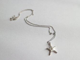 <SV925>北極星のネックレスの画像