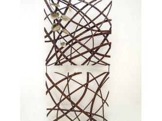 【 鉄の彫刻 カセキの時間シリーズ 】OKP-154  季節風-01の画像
