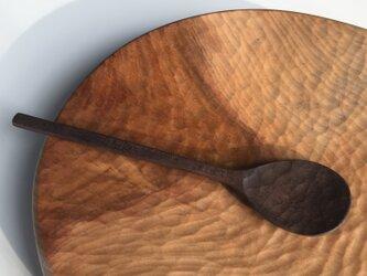 鋸目のスプーンの画像