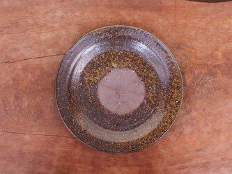 備前焼 皿(18.5cm) sr3-062の画像