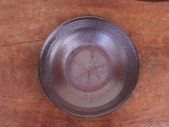 備前焼 皿(19.5cm) sr3-064の画像