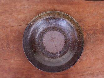 備前焼 皿(19.5cm) sr3-065の画像