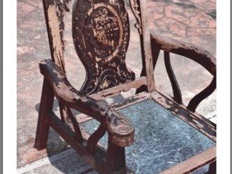スチル・ライフ - 木椅子 -の画像