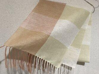 手織りストール SP30の画像