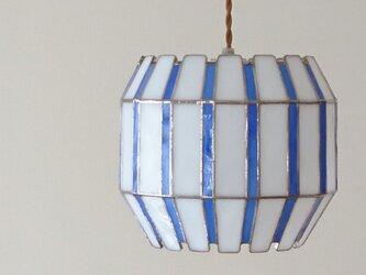 ステンドグラス*蕾* E26大きい電球用の画像