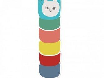 猫落としハガキ【3枚入り 400円】ポストカードの画像