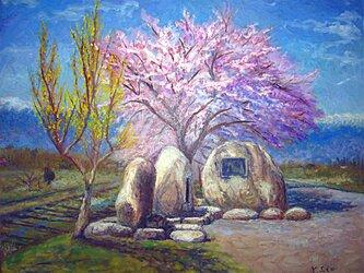 早春賦の画像