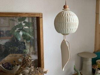 陶鈴 とうりん 白粉引の画像