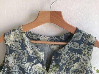 綿のジャンバースカート(247)の画像