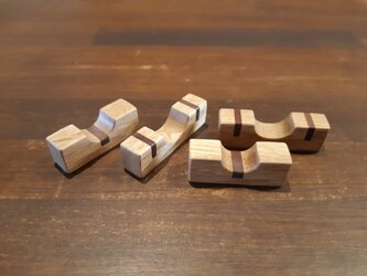 ゆめさまご注文品(箸置き4本セット)の画像