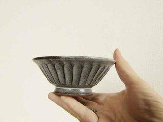 アイスクリームカップ(わら灰)の画像