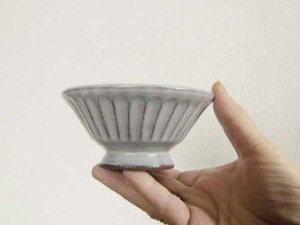 アイスクリームカップ(白釉)の画像