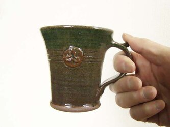 エンレイソウのマグカップの画像