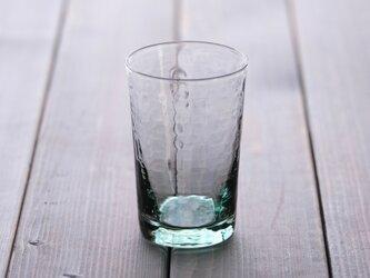 型グラス(グリーン)の画像