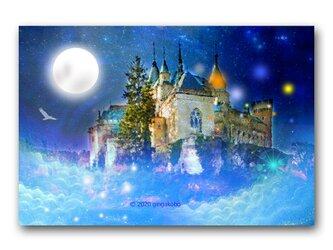 「ファンタジアⅣ」 ほっこり癒しのイラストポストカード2枚組 No.1031の画像