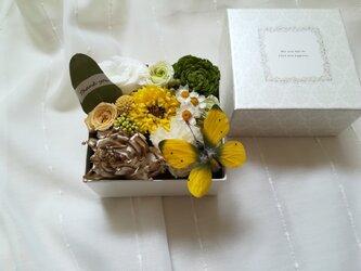 香るflower boxの画像