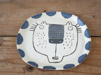 ライオンの大皿の画像