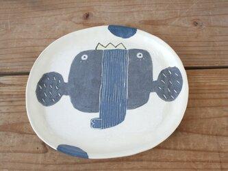 ゾウの大皿の画像