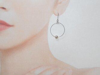 EP9368あこや真珠ピアスの画像
