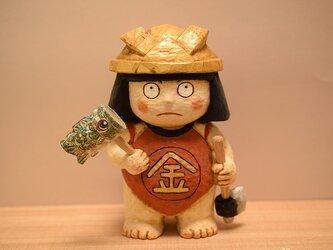 五月人形 おおもり金太郎(売れました)の画像